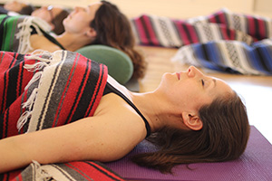 Yoga Nidra for Relaxation, Healing and Wholeness